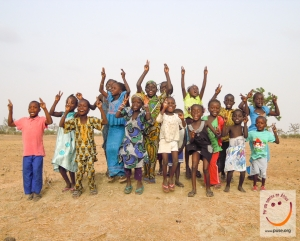 Passport for a better future. Education grant For a Smile in Africa